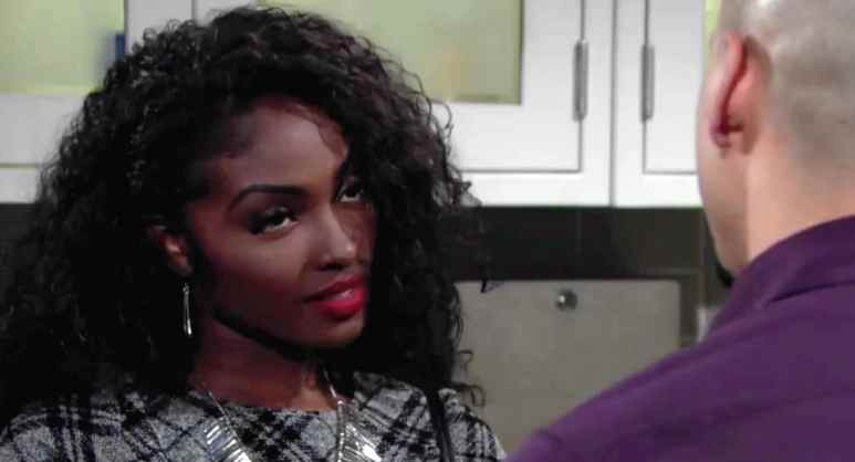 Kerry on The Young and the Restless
