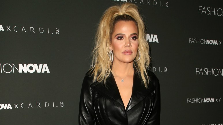 Khloe Kardashian, Fashion Nova x Cardi B Collaboration Launch Event, held at Boulevard3.