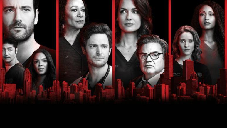 The Chicago Med cast