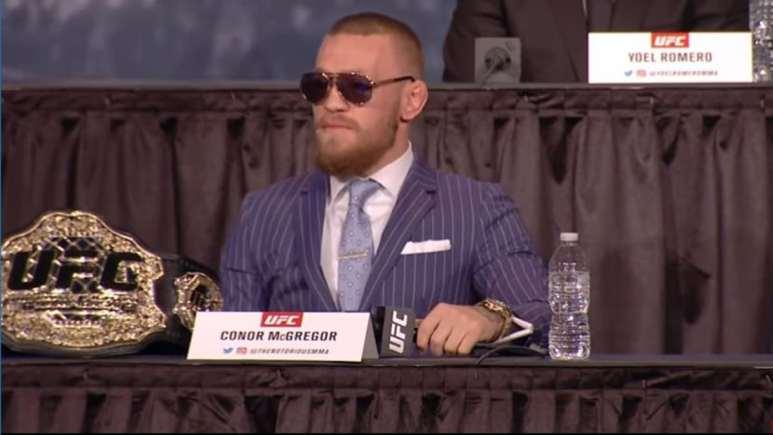 Conor McGregor teases WWE career in new tweet