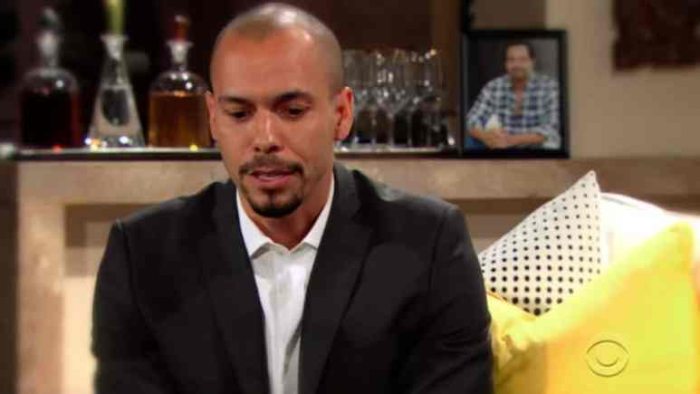 Bryton James as Devon on The Young and the Restless