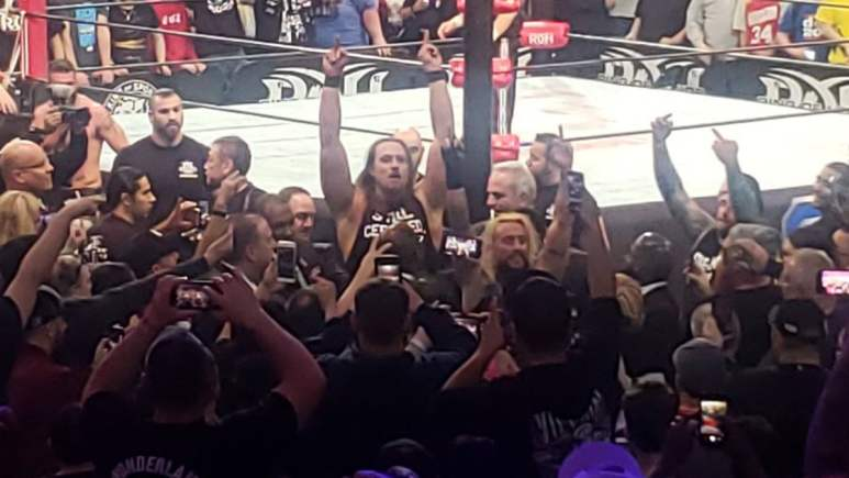 Enzo and Big Cass at G1 Supercard