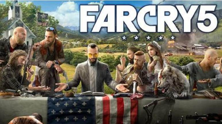 Far Cry 5 video game