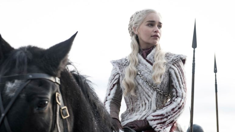 Game of Thrones Daenerys Pregnant