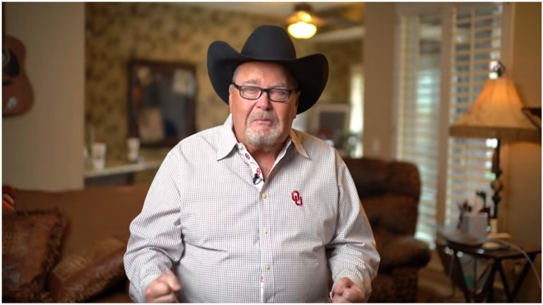 Jim Ross officially signs with AEW wrestling