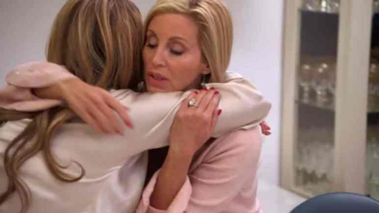 Camille Grammer on The Real Housewives of Beverly Hills