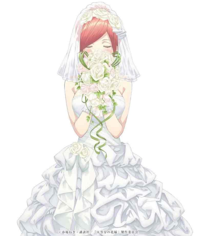 The Quintessential Quintuplets Bride