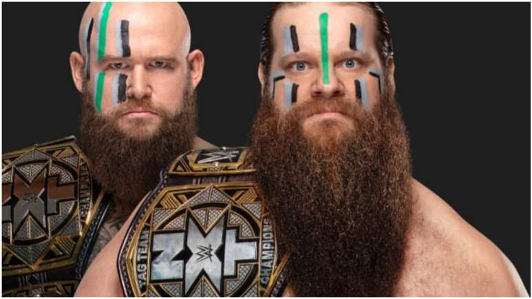 WWE changes Viking Experience tag team name one week after announcing it
