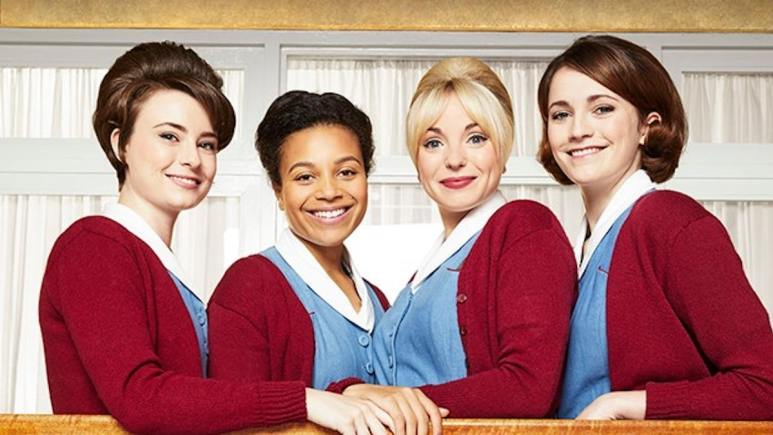 Call the Midwife cast photo