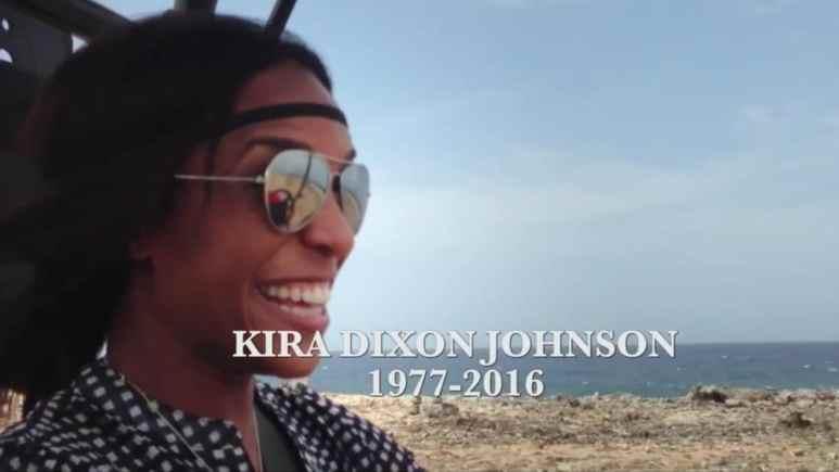Kira Dixon Johnson The Resident tribute