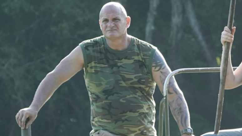 Ronnie Adams is a gifted hunter and great addition to Swamp People's cat. Pic credit: History