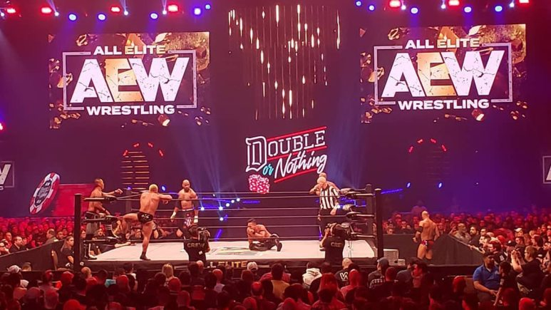 AEW creates new rule for tag team matches