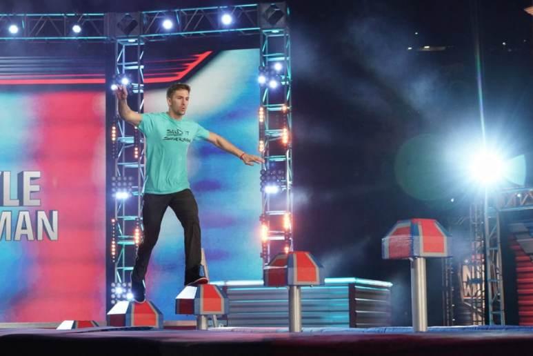 Contestant Kyle Soderman