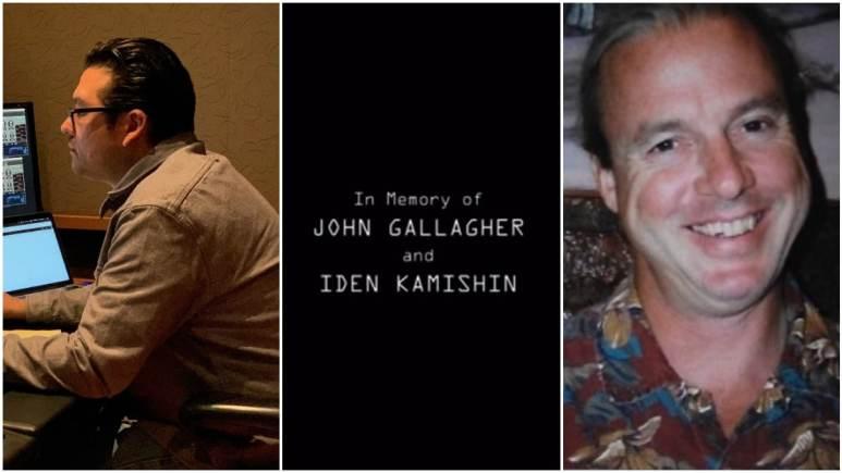 Blacklist Iden, Gallagher