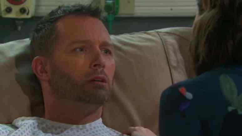 Eric Martsolf as Brady on Days of our Lives.