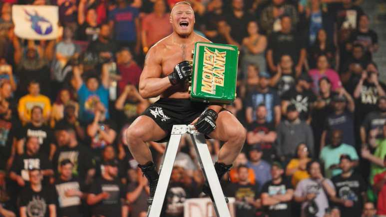 WWE news on who knew Brock Lesnar was returning at Money in the Bank