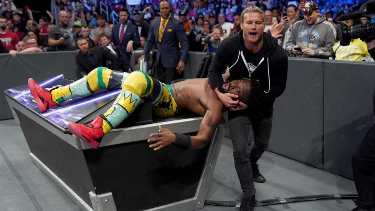 The real reason Dolph Ziggler made his WWE return on SmackDown Live