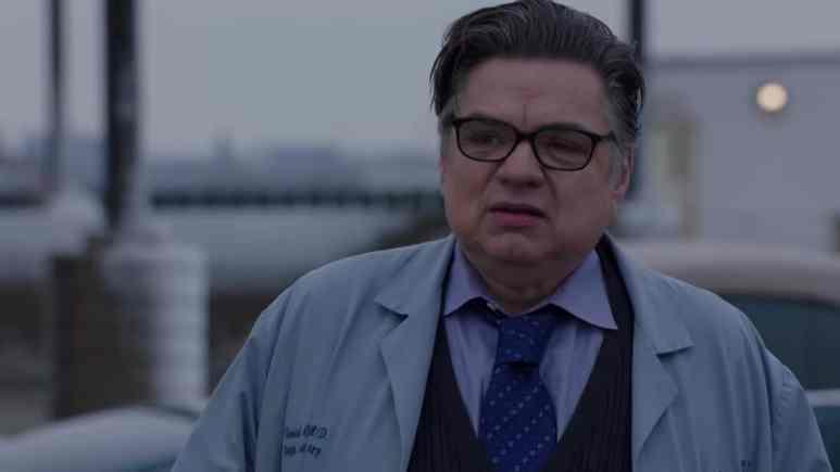 Oliver Platt as Dr. Charles on Season 4, episode 20 of Chicago Med