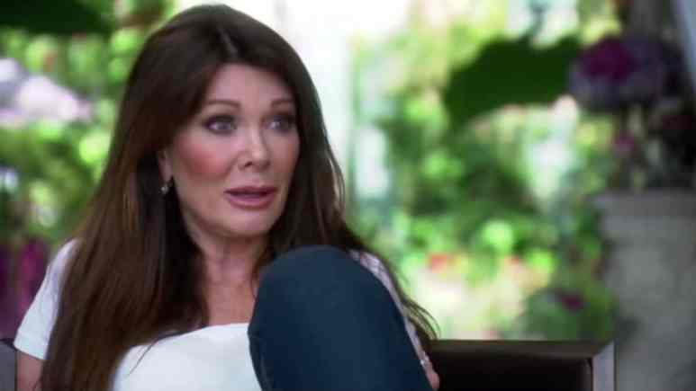 Lisa Vanderpump on The Real Housewives of Beverly Hills