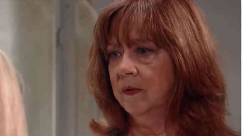 Patricia Bethune as Mary Pat on General Hospital.