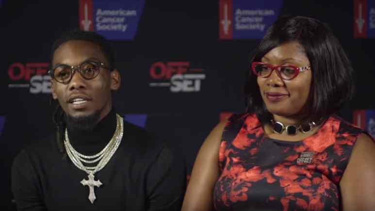 Offset with mom