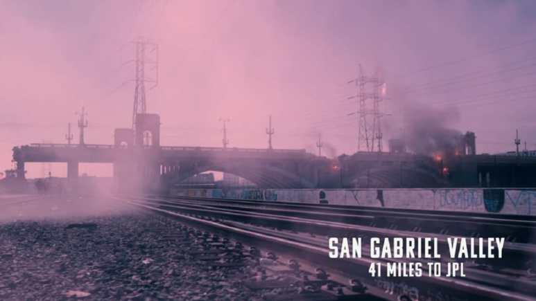 Rim of the World: San Gabriel Valley