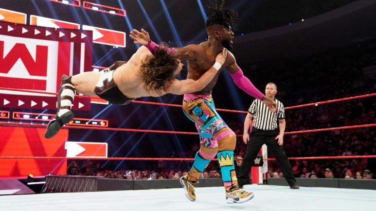 Kofi Kingston and Daniel Bryan