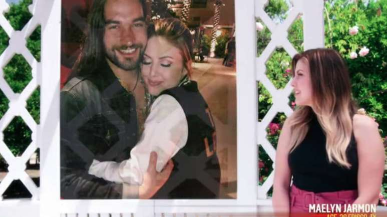 The other photo of Maelyn and her boyfriend that was shown