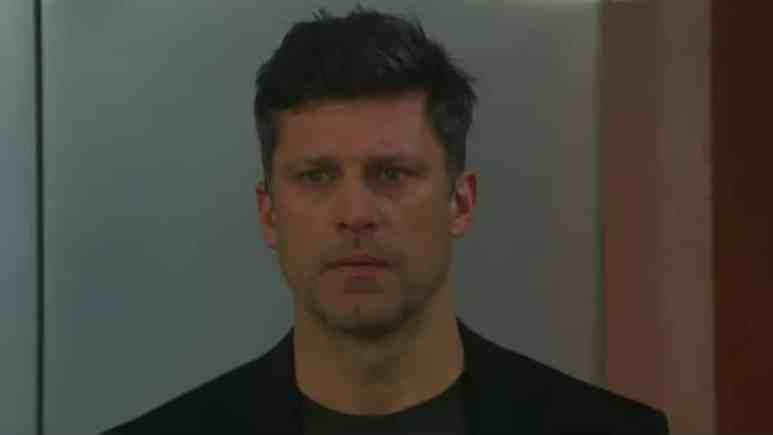 Greg Vaughan as Eric on Days of our Lives.