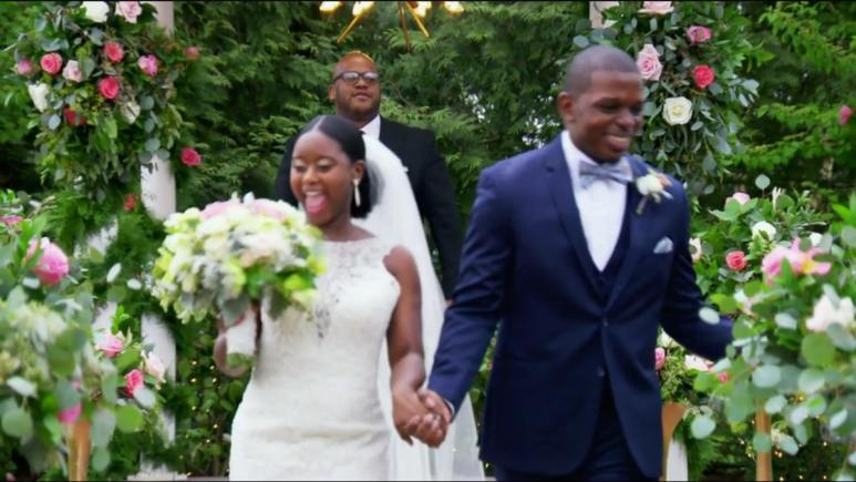 Deonna and Greg wed on Married at First Sight