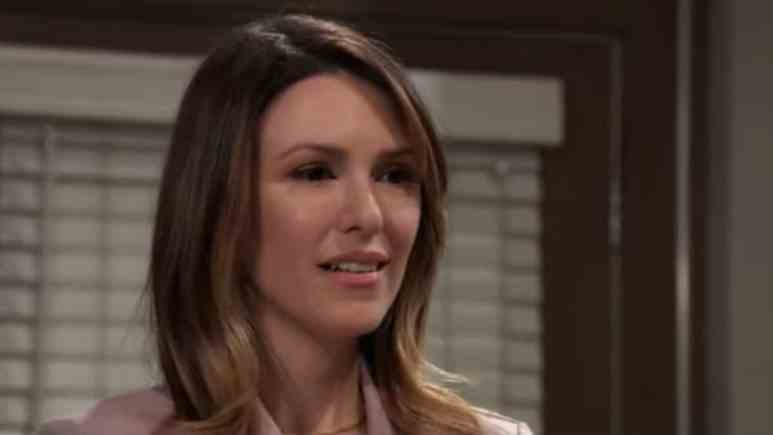 Elizabeth Hendrickson as Margaux Dawson on General Hospital.
