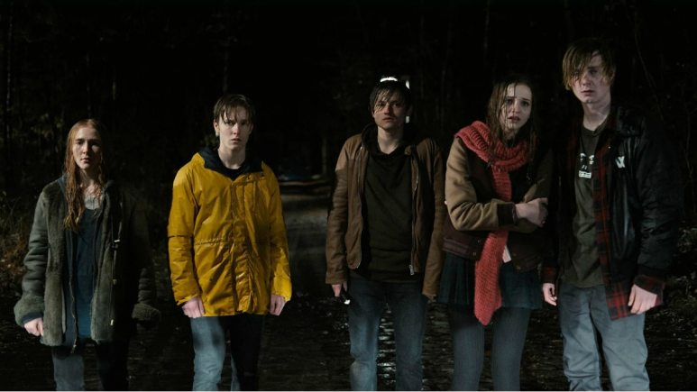 Teenage characters seen in Season 1 of Netflix's Dark