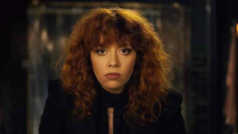 Natasha Lyonne as Nadia in Russian Dolls on Netflix
