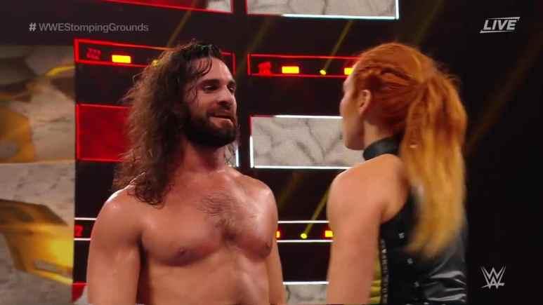 WWE Stomping Grounds PPV recap