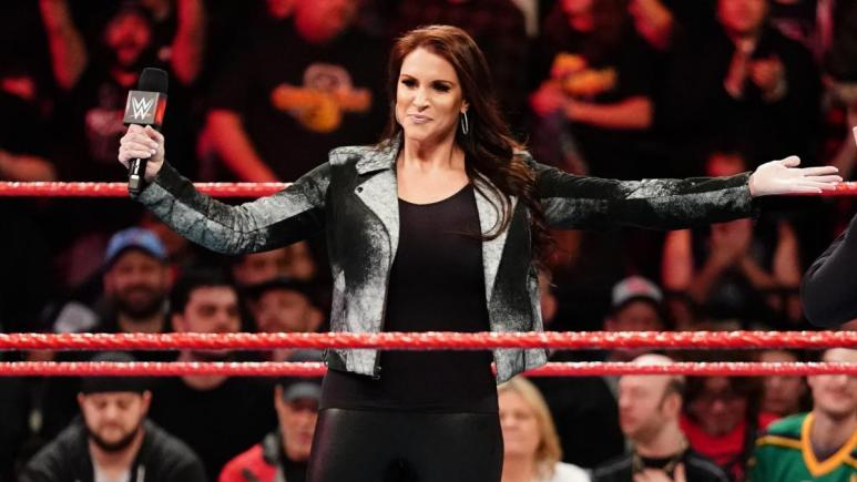 Stephanie McMahon says that AEW will force WWE to be the best that it can be
