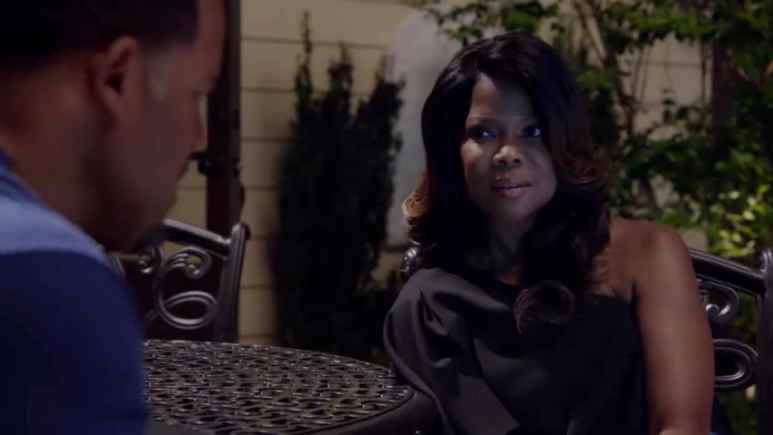 Veronica and David on The Haves and Have Nots