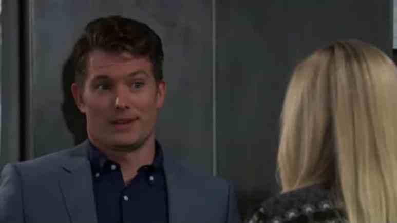 Mark Lawson as Dustin Phillips on General Hospital.