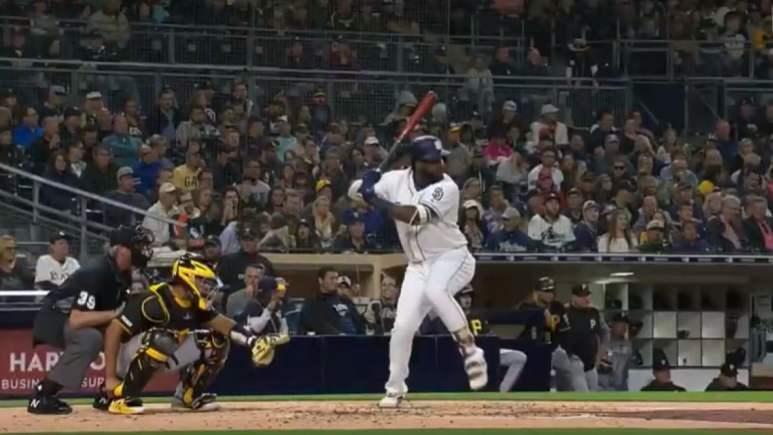 Franmil Reyes Batting