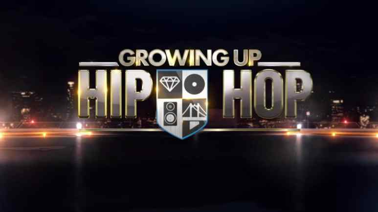 Growing Up Hip Hop logo
