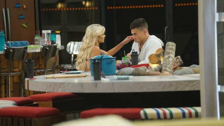Jackson Michie And Kathryn Dunn On BB21