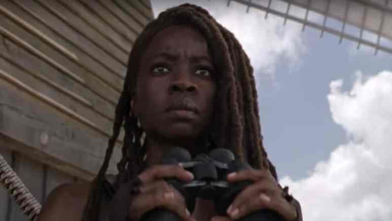 Michonne Walking Dead