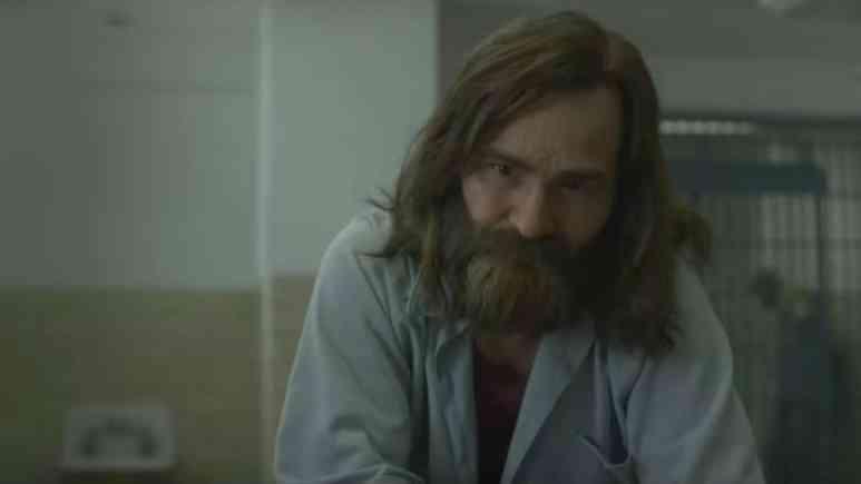 Charles Manson in Mindhunter Season 2