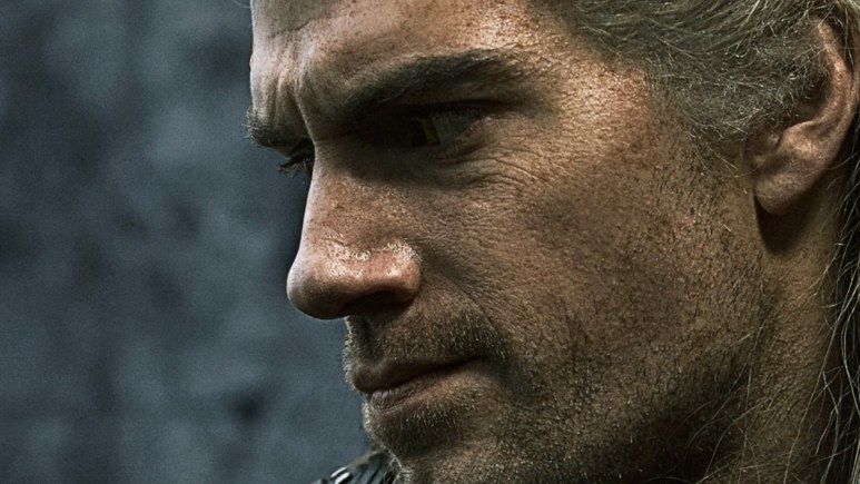 """Geralt of Rivia is played by Henry Cavill), described as a """"solitary monster hunter. Pic credit: Netflix"""