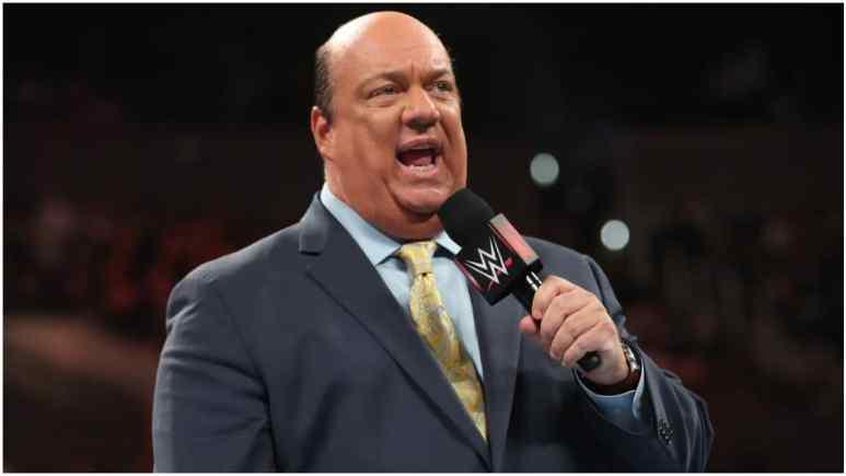 Paul Heyman making major changes to storylines on WWE Monday Night Raw
