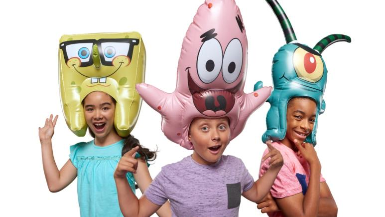 Haloweenies need to buy these heads! Pic credit: Nickelodeon