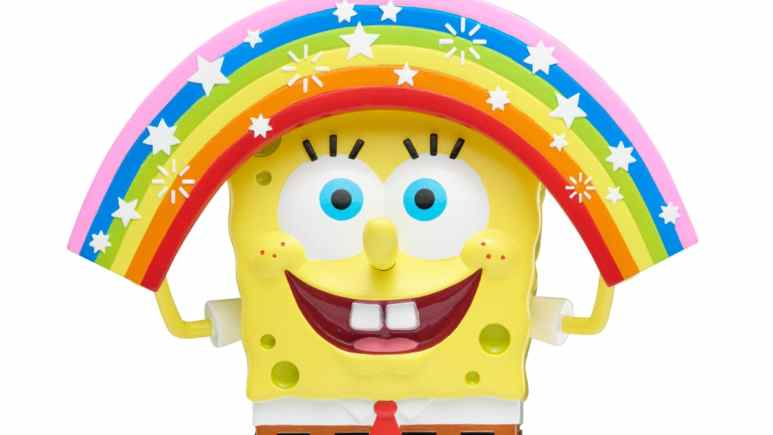We love SpongeBob and his goofy smile, sold! Pic credit: Nickelodeon