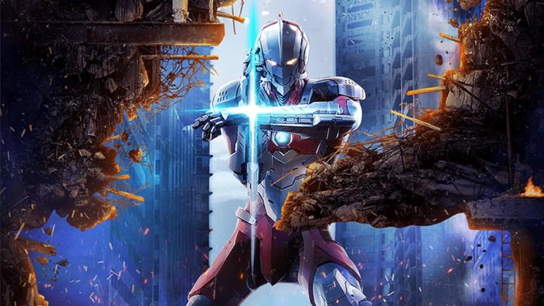 Netflix Ultraman Season 2
