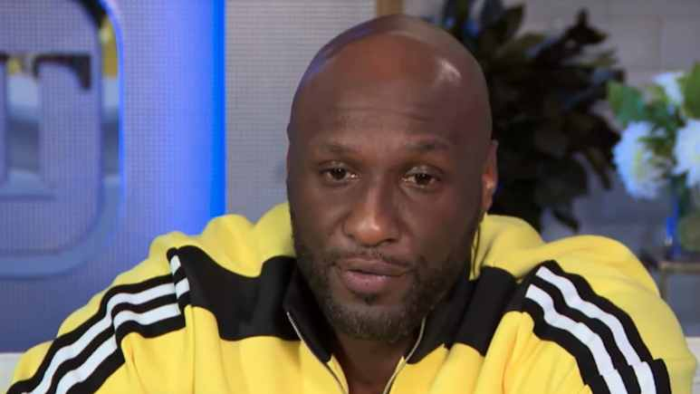 former lakers star lamar odom is done with the big3