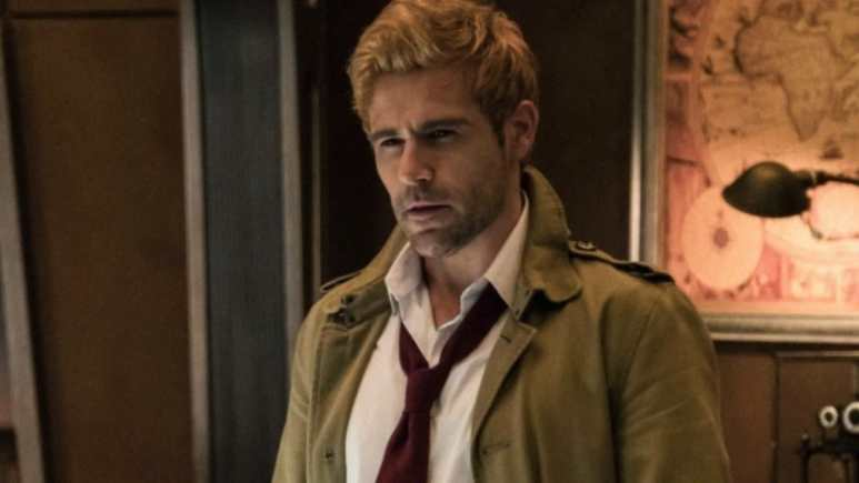 Matt Ryan as John Constantine on Legends of Tomorrow