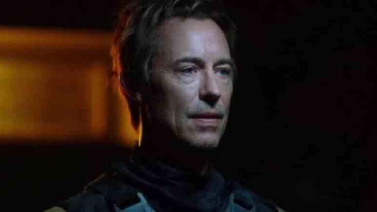 Tom Cavanagh as Eobard Thawne on The Flash.